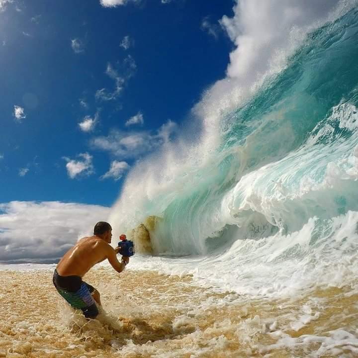 Waves #Hawai #photography #NaturePhotography #naturelover #beautifulworld #Tourism https://t.co/FyPtLmc3Wb