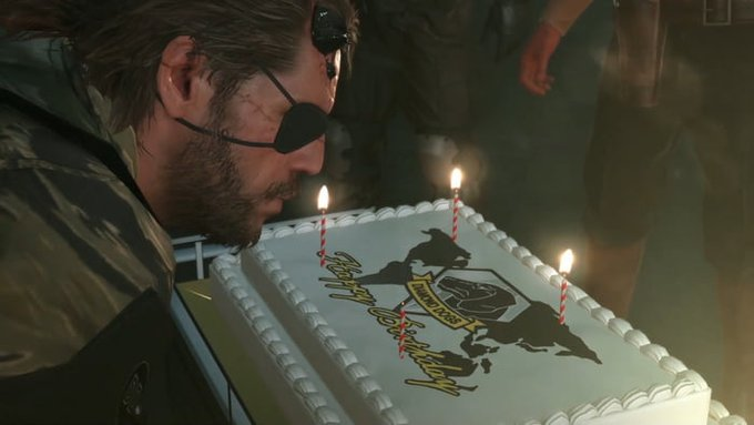 Happy Birthday to the greatest video game icon there is!