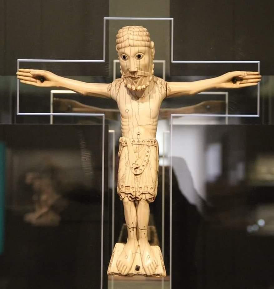 Cristo. Museo diocesano de Palencia