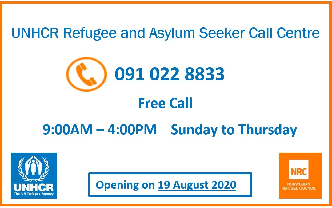 ☎️ Refugees & Asylum Seekers Call Centre starts operating in Libya.  UNHCR & partner the Norwegian Refugee Council (NRC), are glad to announce the opening of a free of charge hotline, ready to receive calls & provide information to refugees and asylum seekers across the country🇱🇾 https://t.co/7ByBCYlrdK