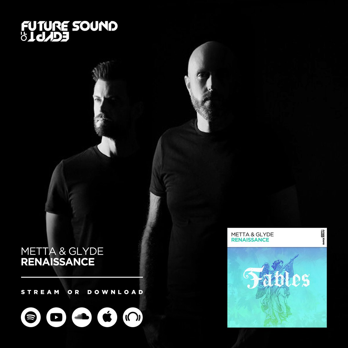 Currently sitting at #2 on the Beatport Trance Chart! Don't forget to grab your copy of one of our biggest trance tracks of this year!  @MettaandGlyde - Renaissance is OUT NOW on Fables 👉 https://t.co/wMgA28cInN https://t.co/MnxyLr5dfC