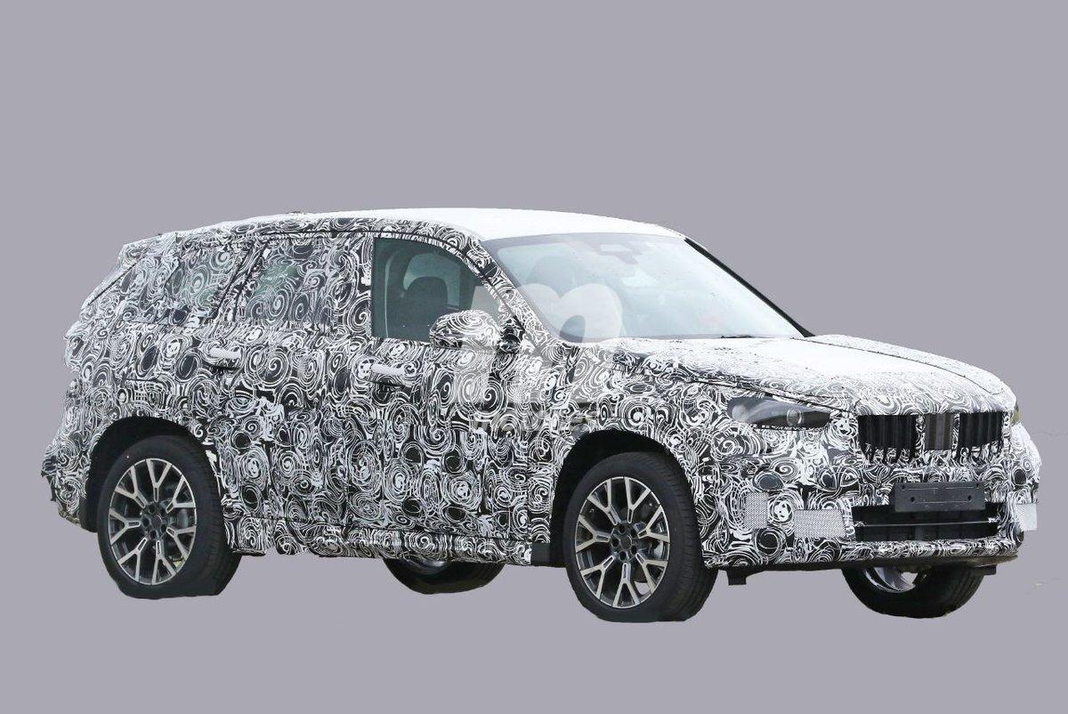 #Espias | La nueva generación del #BMWX1 ya rueda de pruebas  ➡➡ https://t.co/OMInlPQWRL  @BorjaHormigos @BMWEspana @BMWMex @BMWGroupEspana #BMWX12021 #THEX1 https://t.co/EpGe45VQ1u