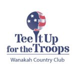 Image for the Tweet beginning: Join us and @TeeUpForTroops @WanakahCountryC