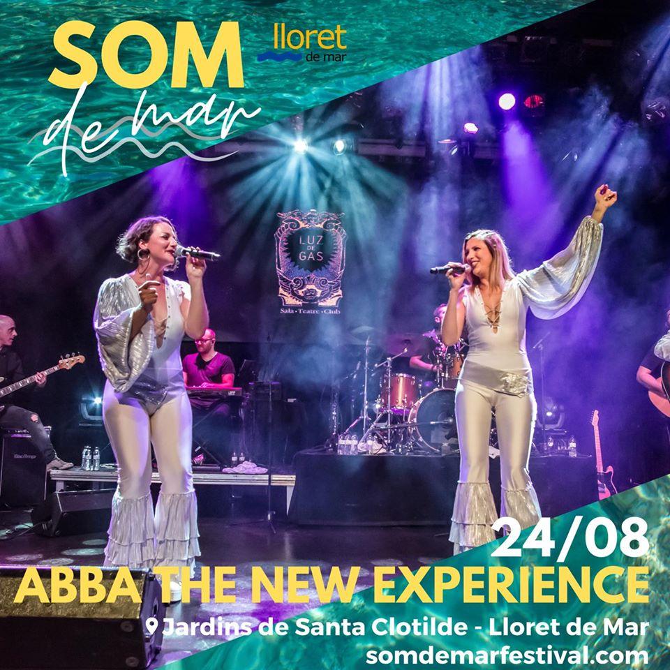 #SomDeMar | Les llegendàries cançons de la popular banda sueca sonaran aquesta nit amb força en els meravellosos jardins de Santa Clotilde a #LloretDeMar amb #ABBATheNewExperience en el @somdemarfest https://t.co/b5nDqLRtKa #SerOnSiguis #SomSabadell https://t.co/ABYnt5BNTY