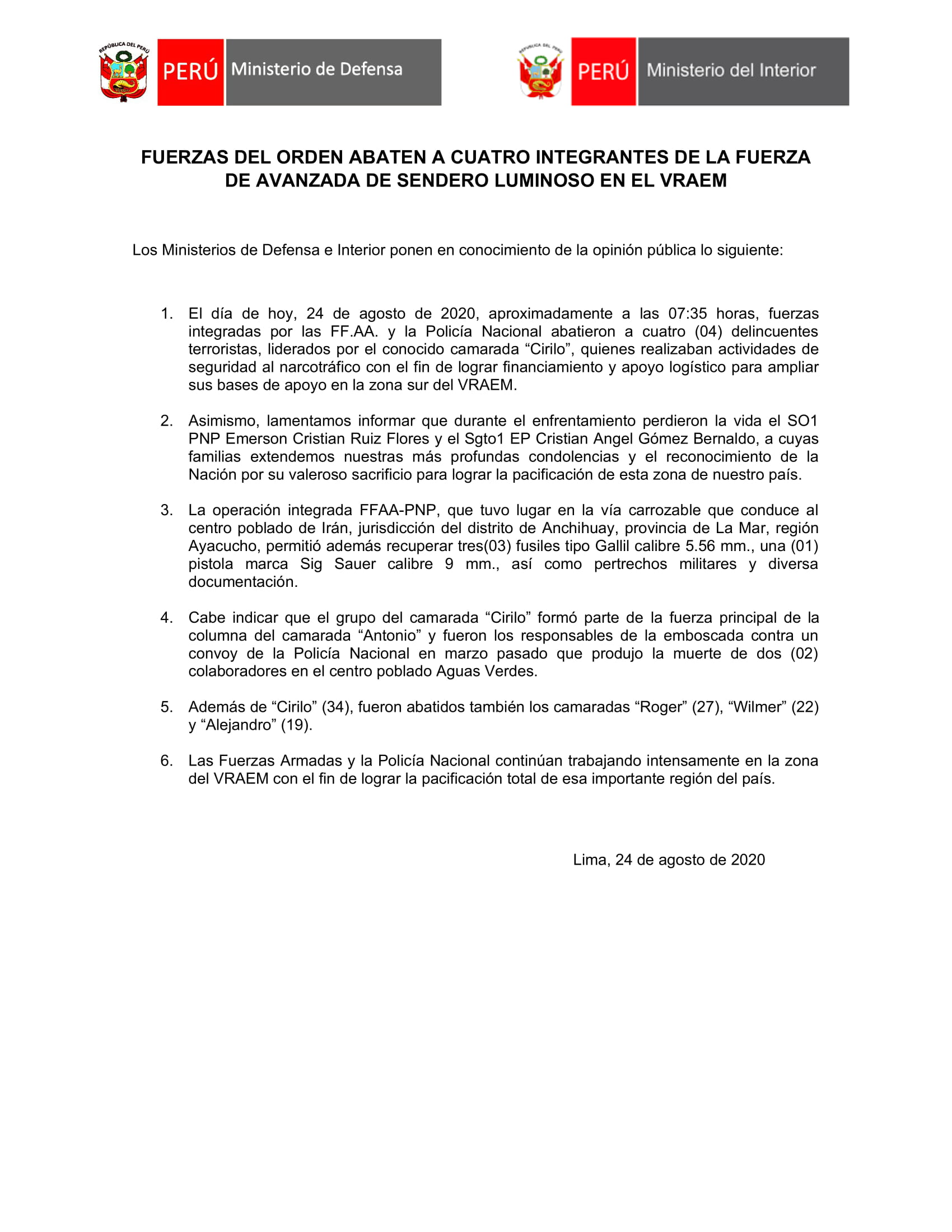EJÉRCITO PERUANO - Página 19 EgMzEAJXYAEfBin?format=jpg&name=4096x4096
