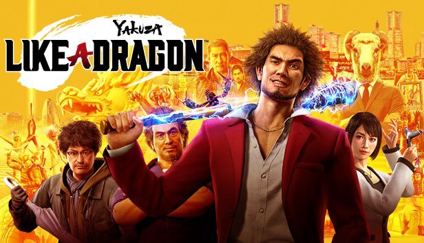 YAKUZA: LIKE A DRAGON GIVEAWAY  To celebrate the Western release of Yakuza: Like a Dragon we're giving away a copy of the game.  To Enter: • Follow Us • RT this tweet • Reply with what console you will play the game on  A winner will be DM'd one week before the release date.