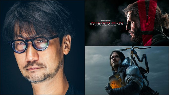 Happy Birthday to the legendary video game designer, director, producer, and writer, Hideo Kojima!!