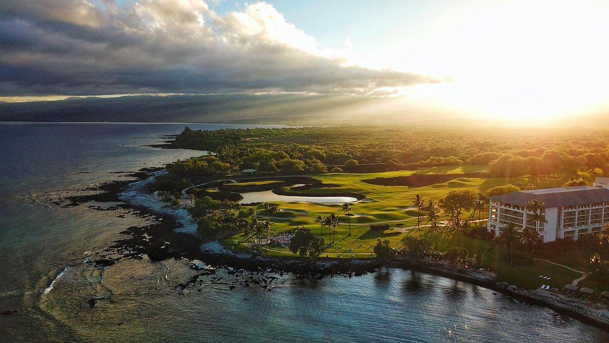 Aloha Kakahiaka (good morning) from Hawaii Island! 📸: @clubsullivan  #FairmontOrchid #Hawaii #OnlyAtTheOrchid #HawaiiIsland #Aloha #Paradise #Fairmont #FairmontHotels https://t.co/STLs6yGXco