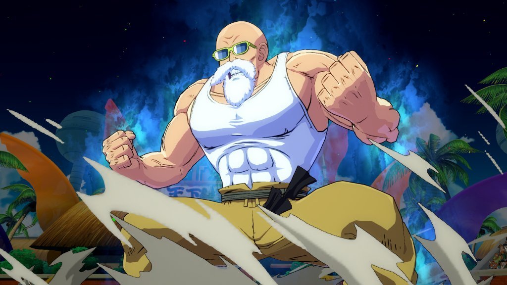 Bandai Namco Us On Twitter Drop Buff Roshi Gifs In The Comments Dbfz Master Roshi Arrives To Dragon Ball Fighterz In September Https T Co 2c6g8sjs5o Https T Co 5f9zhzy58n