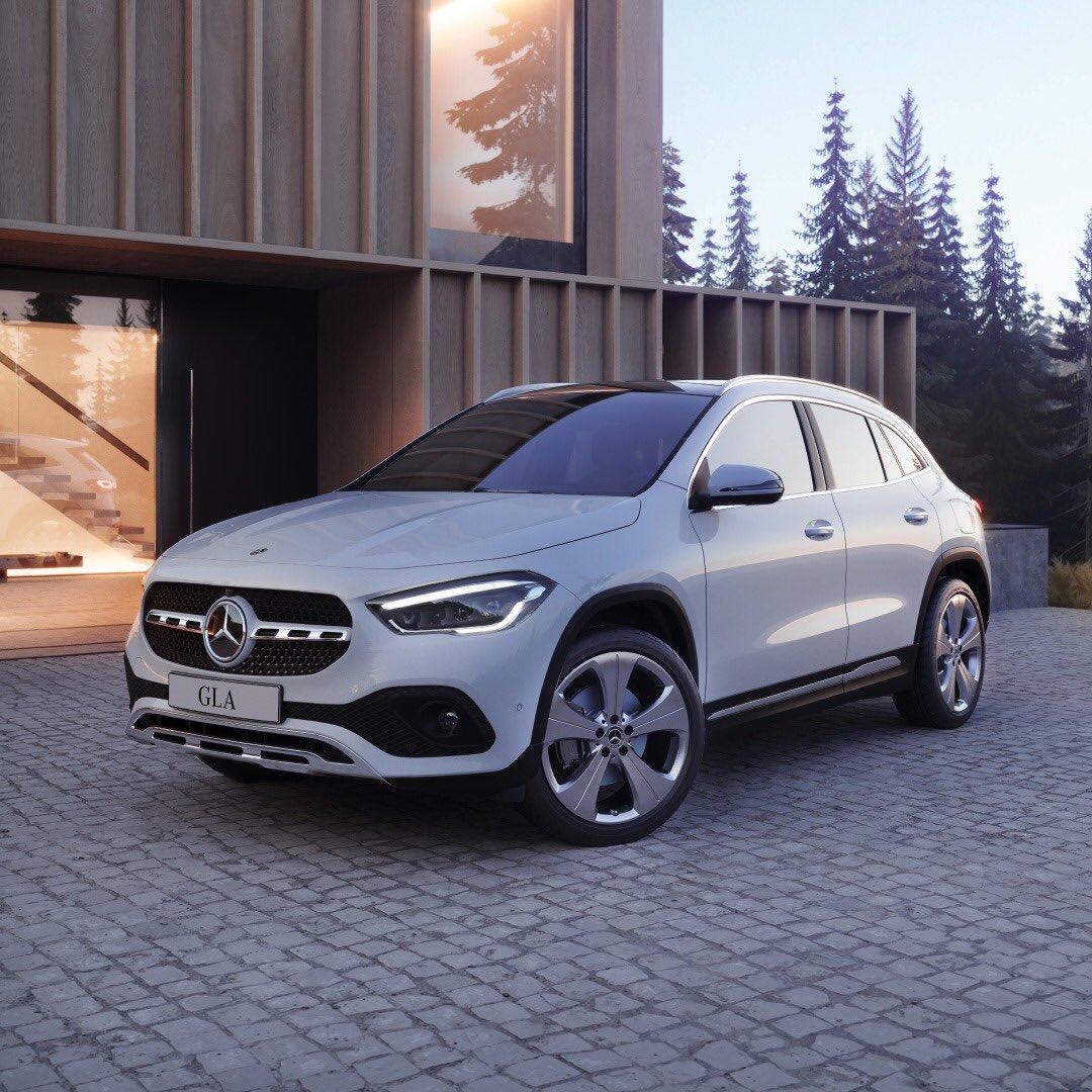 Renovada, divertida e inteligente. La nueva GLA 2021 es la compañera perfecta. ¡Conócela en Mercedes-Benz Puebla! Solicita más información aquí o envía un mensaje de WhatsApp: Mercedes-Benz Serdán: 2227984400 Mercedes-Benz Angelópolis: 2221308888 https://t.co/Zs7XJHbHcF