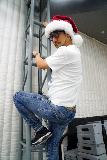 Happy birthday Hideo Kojima