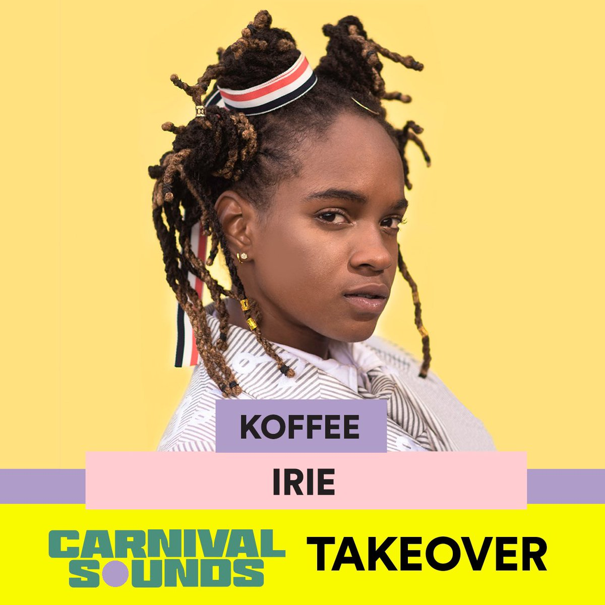 Took over the Irie playlist on @SpotifyUK to celebrate Notting Hill Carnival #NHCAtHome