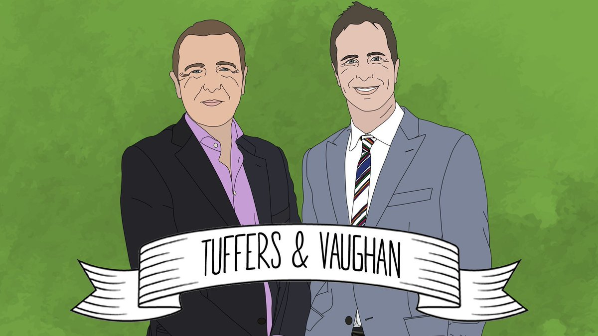 Now on @bbc5live.   The Tuffers & Vaughan Show.   Reflections on the Test summer.   Plus guests including Colin Graves & @dizzy259.   #bbccricket #ENGvPAKp https://t.co/Ky4XXuIo5c