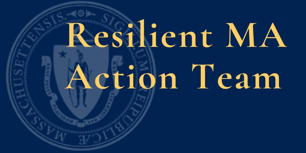 The Resilient MA Action Team (RMAT) Draft Climate Resilience Design Standards and Guidelines Project has been posted, and is open for public comment through September 9, 2020 at 5 p.m.  🔗 Project Overview: https://t.co/Nh0pqLkZ2r  🔗 Public Comments Form: https://t.co/psX4rwNpQV https://t.co/Hg5tJTyUXl