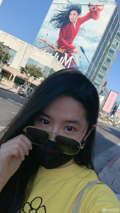 Yifei's Sina พ.ค.- ส.ค. 2563 EgO-t0mU8AEnKl_?format=jpg&name=small