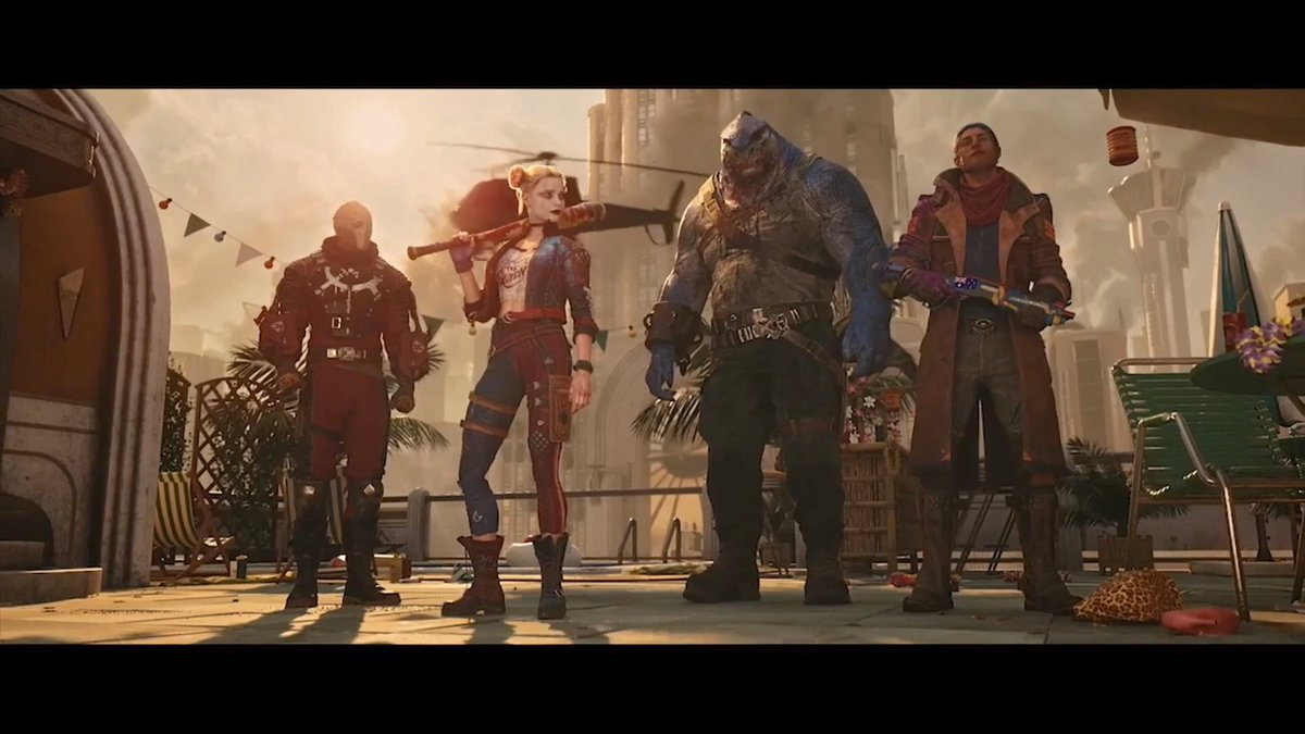 Suicide Squad: Kill The Justice League screenshot