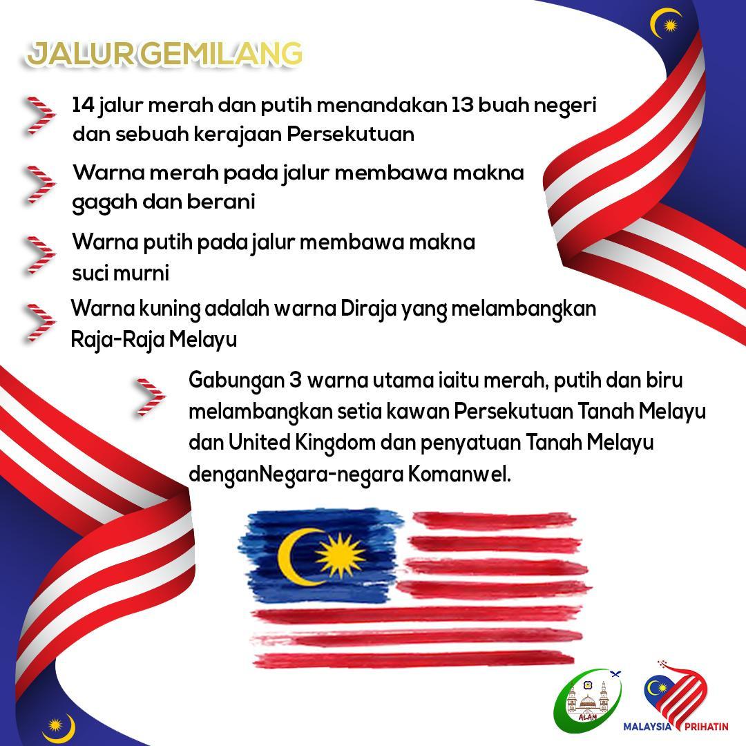 Kementerian Pengajian Tinggi A Twitter Di Sini Kami Kongsikan Beberapa Fakta Menarik Berkaitan Asal Usul Bendera Malaysia Yang Menjadi Kebanggaan Rakyat Malaysia Malaysiaprihatin Kptprihatin Kitajagakita Kitamestimenang Https T Co Svzdu2vx2p