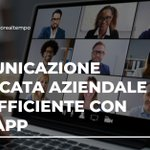 Image for the Tweet beginning: #UnifiedCommunication: scopri l'offerta di #ComApp