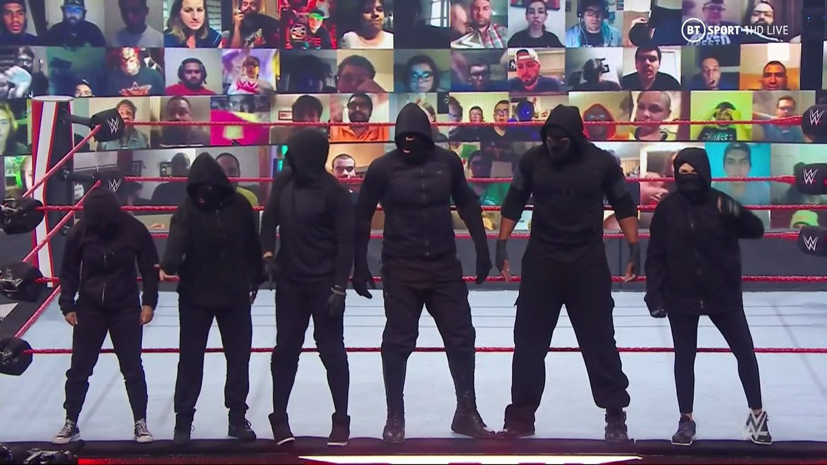 RETRIBUTION Attacks Rey And Dominik Mysterio To Close This Week's WWE RAW