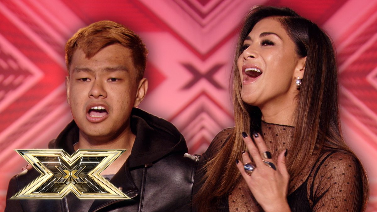 Imagine duetting with the INCREDIBLE @NicoleScherzy!😱 Well Kittipos Maspun was lucky enough to do exactly that back in 2016, and what a MOMENT it was!🤩  Take a look at his UNFORGETTABLE #XFactor Audition 👇 https://t.co/YFNUtDNclZ https://t.co/KbRKeC0KEG