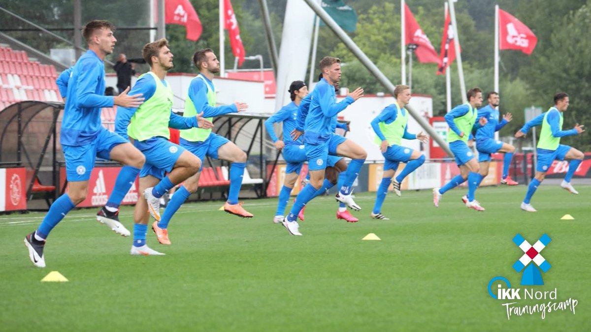Holstein Kiel On Twitter Die Startelf Der Storche Im Test Bei Ajax Amsterdam 35 Reimann 3 Komenda 7 Lee 9 Hanslik 10 Atanga 11 Reese 19 Lorenz 26 Meffert 27 Porath 33