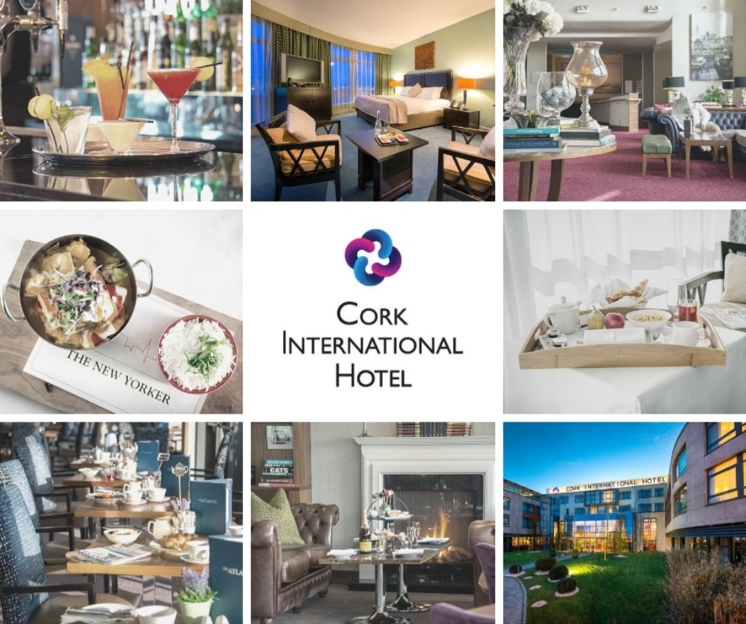 Treat yourself to a relaxing midweek break at the @No1CorkHotel Dine in our New Yorker Restaurant or enjoy a peaceful setting with Afternoon Tea! Visit https://t.co/KRsXUPptIi for more information or call 021 4549800...   #visitcork #purecork #discoveringireland #corkhotel https://t.co/RO7ZMAHqtk