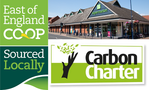 Lots of @EoECoop stores up for re-accreditation this month.  The #CharterTuesday focus is again The East of England Co-op - Working hard for the #Environment as #CarbonCharter Strategic partner - Check out https://t.co/NinE5AA7pU  #Norfolk & #Suffolk #SMEUK's #Retweet @BeeAnglia https://t.co/HuNjgSGYkB