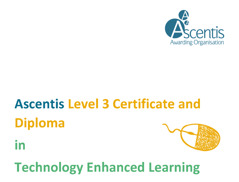 NEW L3 #LearningTechnologist #qualification from @AscentisAO. Ideal for young/adult learners or #apprenticeship, developed by me. Overview: https://t.co/CML52azH2K  More info: https://t.co/uMt5IfttJv  #edtech #eLearning #onlinelearning #FE #UKFEchat #LoveFE #LoveOurColleges #altc https://t.co/2Dlvfi8Jsh