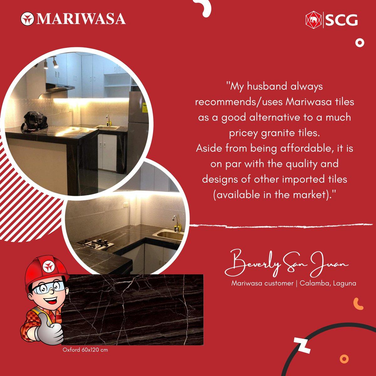 Granite Mariwasa Tiles For Kitchen Sink