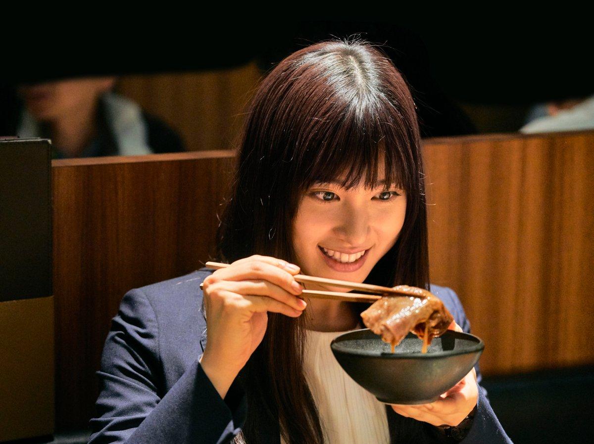 """映画『フード・ラック!食運』 on Twitter: """"/ 静香役・土屋太鳳さんに質問❗️ \ 🥩好きな焼肉の部位は❓🥩 お店や自分の気持ち、一緒に食べるメンバーや季節にもよって違うので迷いますが… ズバリ、「みすじ」です! 卵に絡めてご飯と一緒にいただくと、本当にもう ..."""