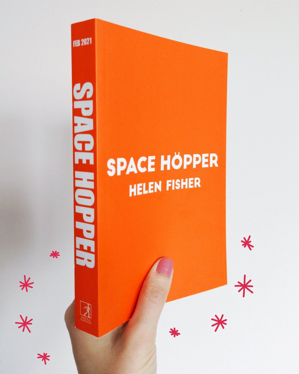 #BookMail 💌  This has made my day! 🙂  Thank you @jessbarratt88 for very kindly sending me a copy of..  𝗦𝗣𝗔𝗖𝗘 𝗛𝗢𝗣𝗣𝗘𝗥 🧡✨ written by @HFisherAuthor  Out Feb 2021!   #SpaceHopper #Gifted #Books  #JumpWithMe @simonschusterUK https://t.co/tOlrcCUtqD