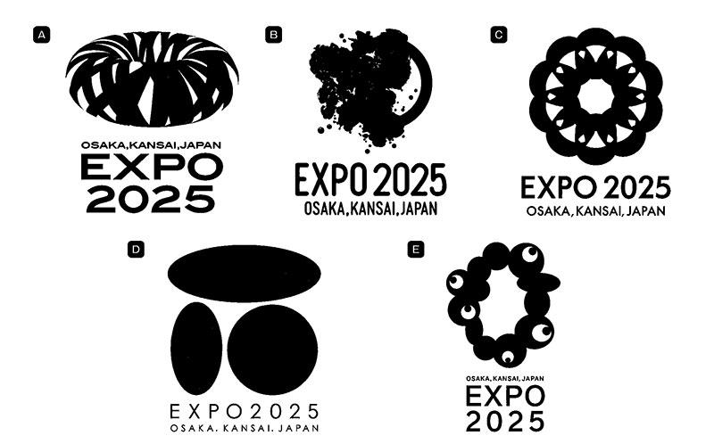 万博 ロゴ 大阪