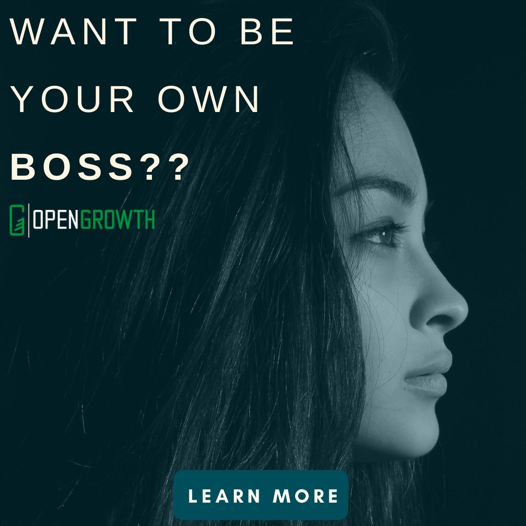 Dreams can definitely be turned into reality if you are 100% committed and have the right #mentorship at every stage. Read the article know understand how you can #BeYourOwnBoss.    #StartupStory #RisingEntrepreneurs #NewAgeBusiness #OpenGrowth