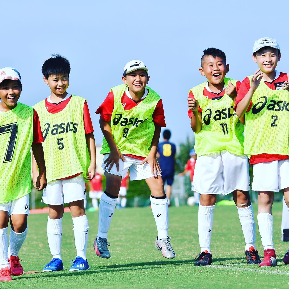 📍Campus de Verano #Iniestamethodology: fútbol y diversión ⚽️😃  サマーキャンプ #Iniestamethodology :サッカーをエンジョイ⚽️😊  #Japan #Football #FootballAcademy #Discipline #Learning #TeamWork #GreenSakai #Amagasaki #Kobe #PortIsland #RokkoIsland #Chiba
