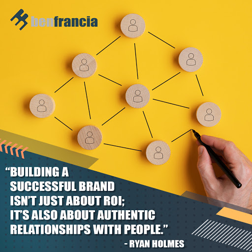 Understanding, communicating, and building relationships with your customers is the key to becoming a better entrepreneur and having a successful brand.   Learn more about Building Authentic Relationships here:  https://t.co/JW5ycDEAGC  #DigitalMarketing #DigitalMarketingTips https://t.co/0dTbjyNrVD