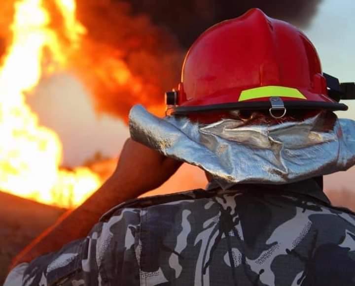 تحية للأبطال فوج الإطفاء والشرطة الله يعطيكم العافية 💪💪👏👏❤️❤️ #سورية #سوريا #Syria https://t.co/cPiCygakie