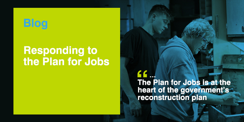ISE's @pigironjoe, reports on how employers are responding to the Chancellor's #PlanForJobs.   https://t.co/9C7lIzroNf https://t.co/J2g0Al83dm