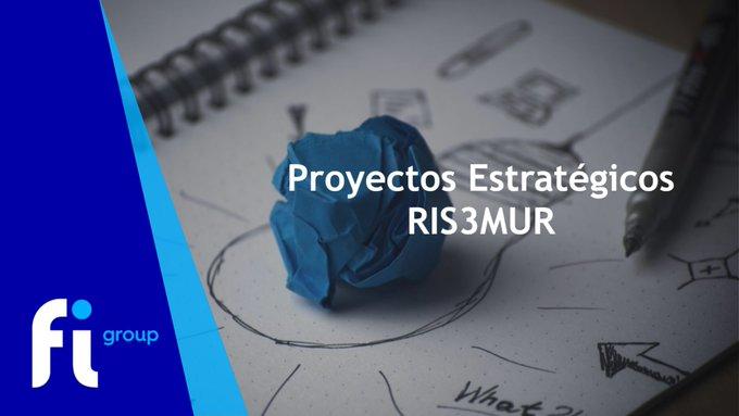 ¡Murcia!Se han convocado las  Proyectos Estratégicos 📅 Abiertas hasta el 30/09💶 Subvenci....