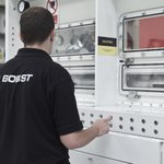 Image for the Tweet beginning: Titan-Polymer purchases two BOBST EXPERT