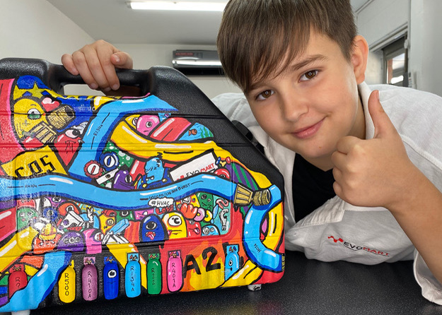A lockdown project for the 11-year-old son of Bradley Bray, Director of air conditioning and refrigeration distributor @evomartUK, is hoping to raise much-needed funds for a children's charity https://t.co/rIYhOvTL0E https://t.co/TbZLkNP2fv