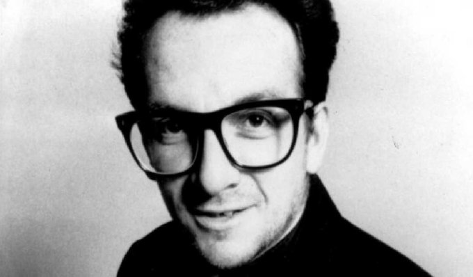 Wishing a Happy 66th Birthday to Elvis Costello!