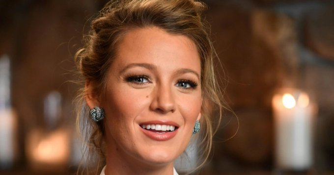 25 August 2020 Happy birthday to American actress Blake Lively 33 years old.