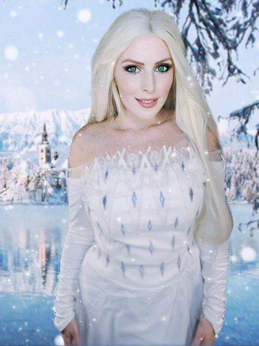 Edit by @DDannylantern #cosplayersunder1k #Frozen2 https://t.co/w317tpxWZ3