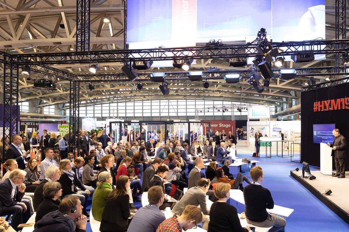 #Hypermotion2020 findet statt! Freuen Sie sich auf Face-to-Face-Kommunikation mit Ihren Geschäftspartnern: auf der multimodalen #Innovationsplattform für zukünftige #Mobilität &  #Logistik! 10.-12.11.20, #Frankfurt  https://t.co/8WJDlqnOVZ https://t.co/ZrhylJmMPV