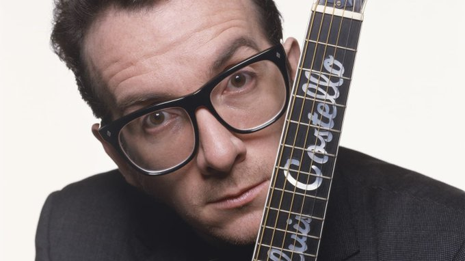 25 August 2020 Happy birthday to the 66-year-old British singer Elvis Costello.