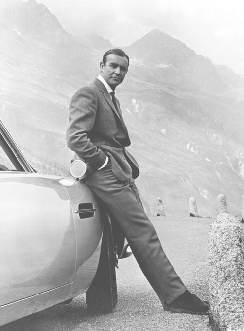 Happy 90th Birthday to Sir Sean Connery!!!!