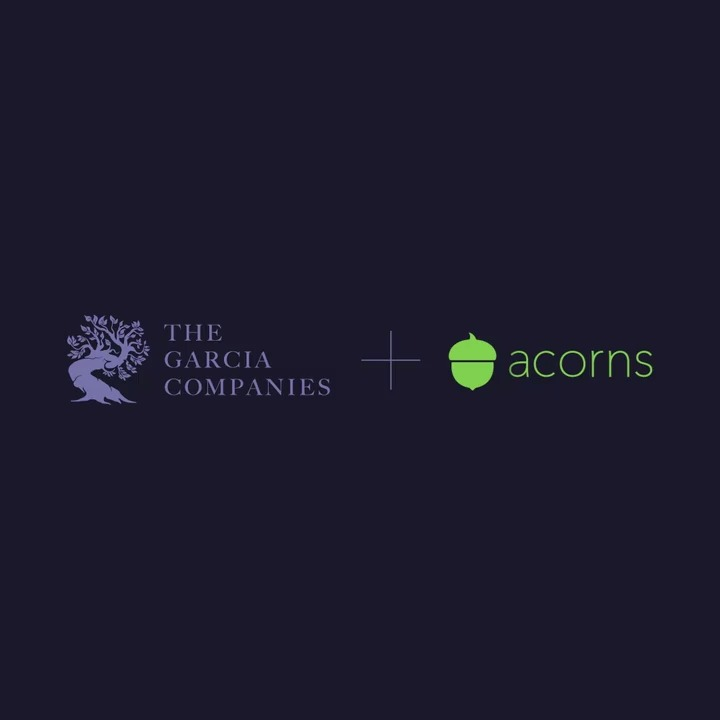 From acorns, mighty oaks grow.  We are pleased to announce our portfolio has branched out with the addition of our latest brand partner, @Acorns.