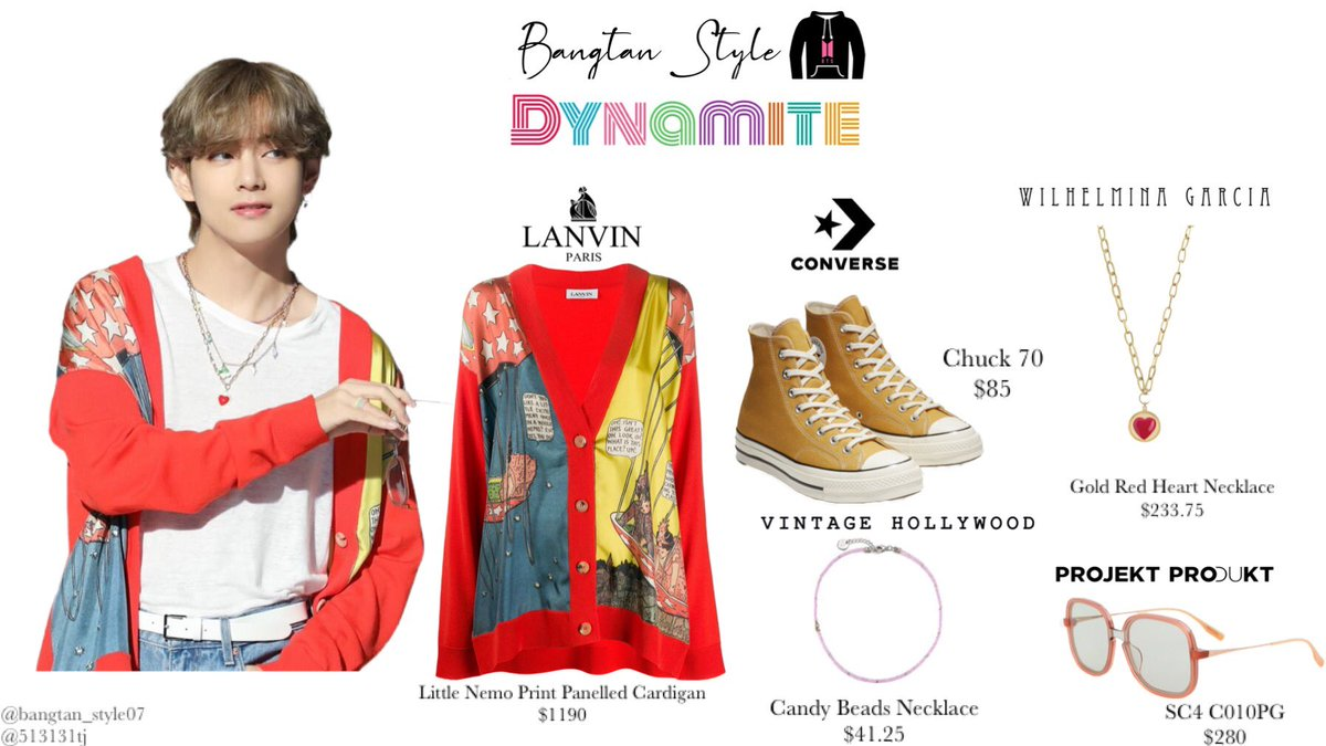Н'©ð''𝒏𝒈𝒕𝒂𝒏 Н'ºð'•ð'šð'ð'† On Twitter Kim Taehyung Dynamite Mv Outfits V Bts Dynamite Bts Twt