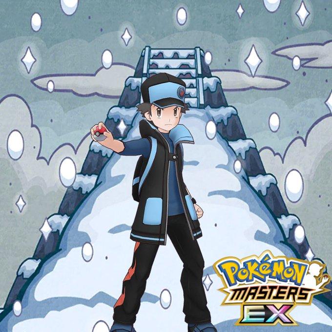 Red Traje S EX Charizard Pokémon Masters