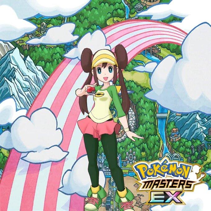 Nanci EX Pokémon Masters
